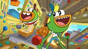 """Piekaczki"": Nowa kreskówka na kanale Nickelodeon"