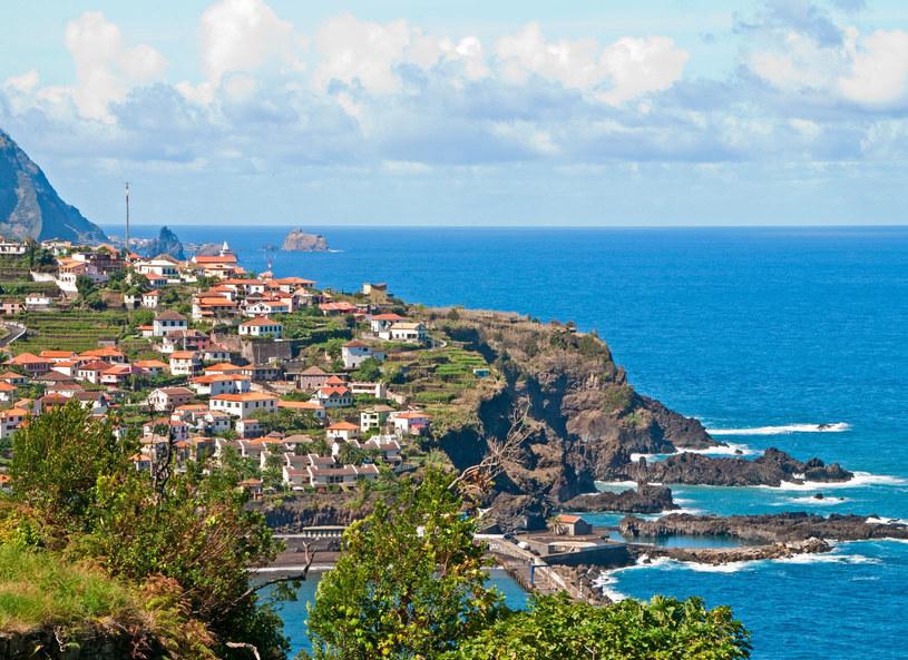 Piękna wioska na Maderze /123RF/PICSEL