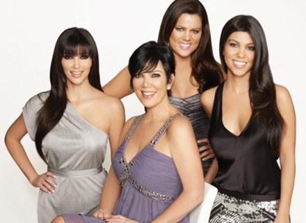 Piękne członkinie rodziny Kardashian /materiały prasowe