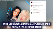 Piękne panie psycholog nie pomogły Łokomotiwowi. Katie Vandova i Lilia Stefanova zachwycają kibiców. Wideo