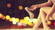Piękne stopy na sylwestra