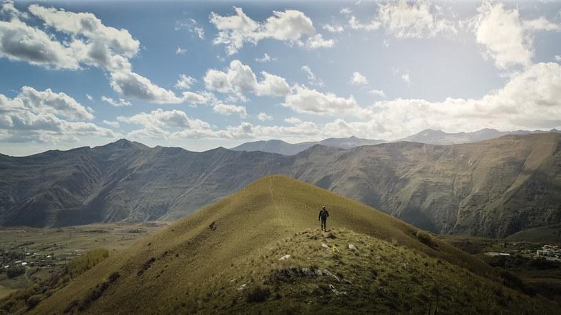 Piękne widoki czekały na uczestników Runmageddon Kaukaz /materiały prasowe