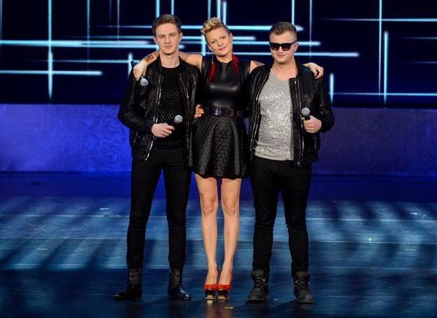 """Piękni i Młodzi zaliczani są do faworytów pierwszego półfinału """"Must Be The Music"""" /Polsat"""