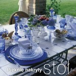 Pięknie nakryty stół