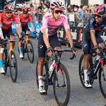 Piękny gest kolarzy podczas Giro