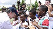 Piękny gest laureata Pokojowej Nagrody Nobla