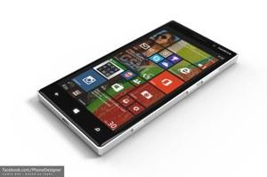 Piękny koncept smartfona Nokia Lumia 830