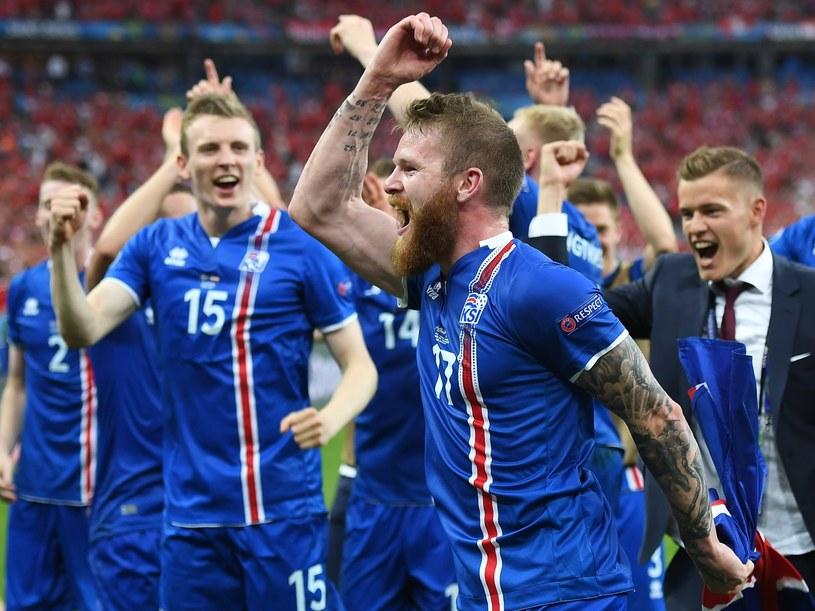 Piękny sen Islandczyków nadal trwa /PAP/EPA