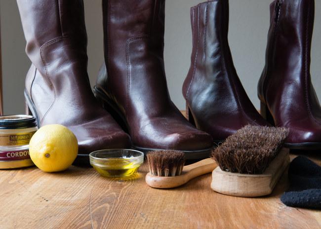 Pielęgnacja obuwia /© Photogenica