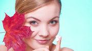 Pielęgnacja skóry jesienią