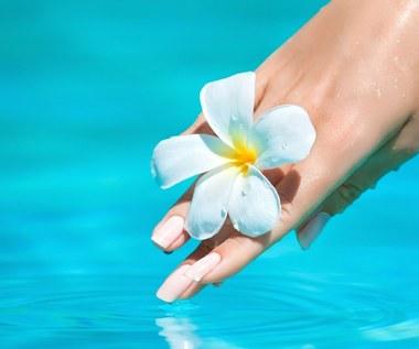 Pielęgnacja suchych i szorstkich rąk