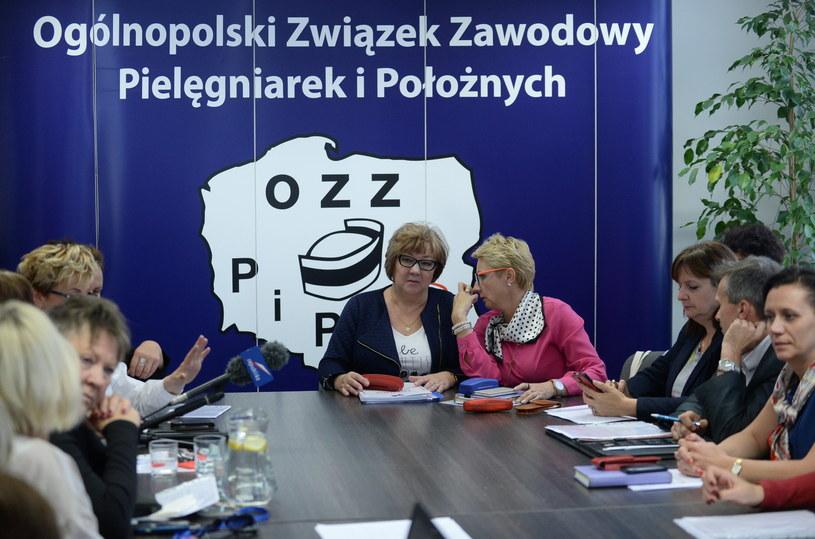 Pielęgniarki porozumiały się z Ministerstwem Zdrowia / Bartłomiej Zborowski /PAP