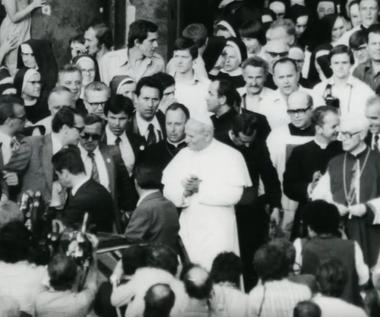 Pielgrzymka Jana Pawła II w materiałach SB