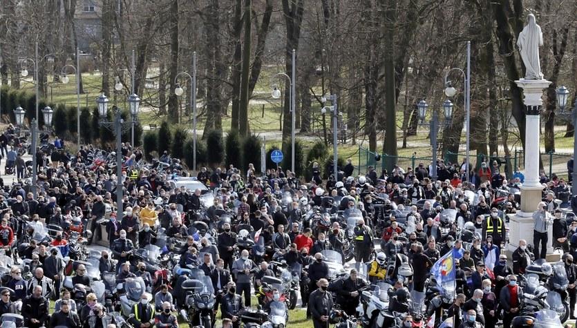 Pielgrzymka Motocyklistów na Jasną Górę