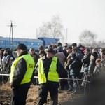 Pieniądze na remont drogi w podzięce za pomoc w akcji pod Szczekocinami