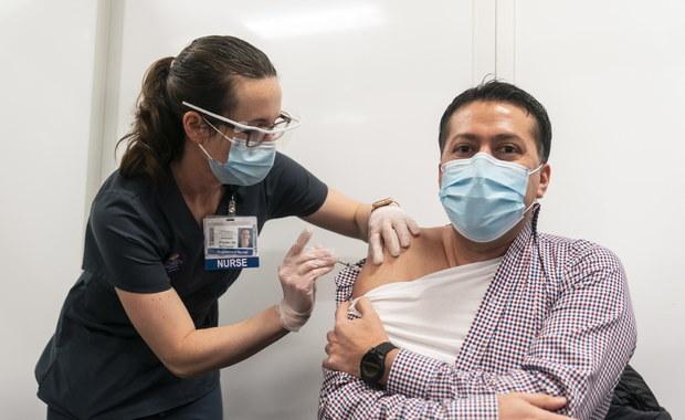 """""""Pieniądze nie grają roli"""": Bogaci Kalifornijczycy chcą kupić sobie szybszy dostęp do szczepionki przeciw Covid-19"""