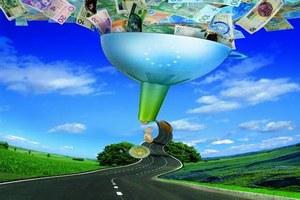 Pieniądze są, a dróg nie ma