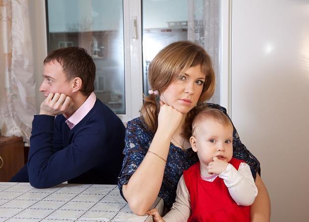 Pieniądze są częstym powodem rodzinnych nieporozumień /©123RF/PICSEL