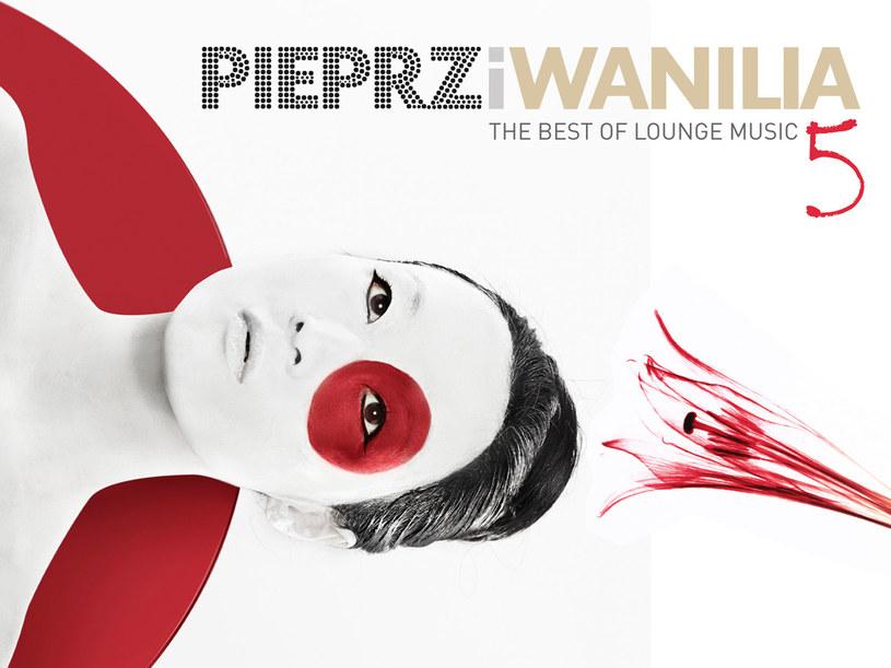 Pieprz i Wanilia vol. 5 - The Best of Lounge Music to muzyczna wyprawa po wielu gatunkach muzyki z n  /materiały prasowe