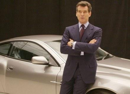 Pierce Brosnan cztery razy wcielał się w rolę Jamesa Bonda /Getty Images/Flash Press Media