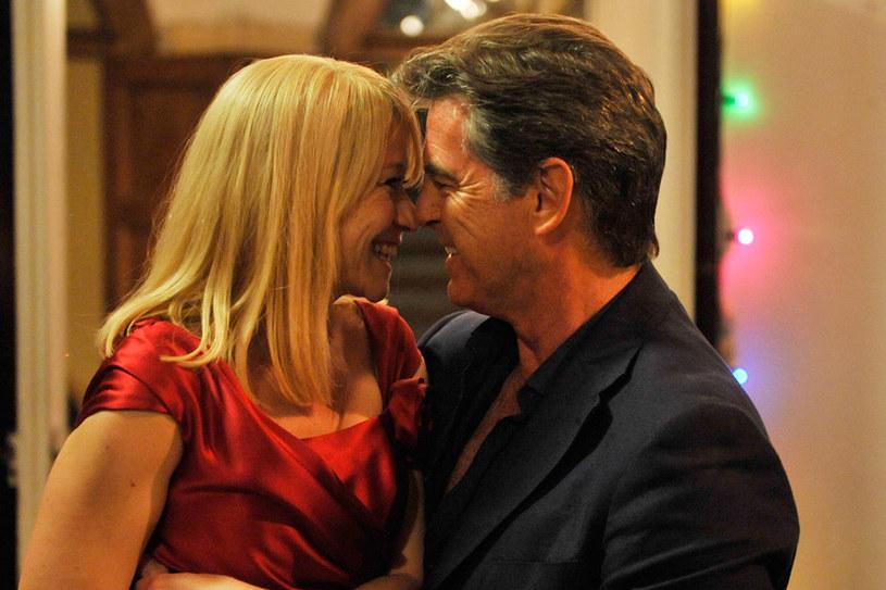 Pierce Brosnan i Trine Dyrholm w rolach głównych /materiały prasowe