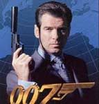 Pierce Brosnan jako James Bond /