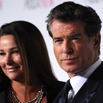 Pierce Brosnan odchudza żonę