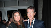 Pierce Brosnan z żoną Keely Shaye Smith