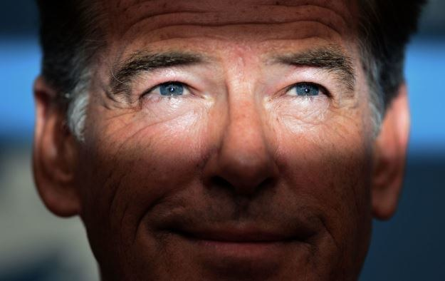 Pierce Brosnan /AFP