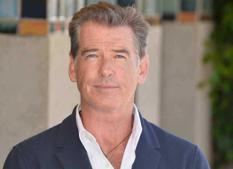 Pierce Brosnan /Getty Images
