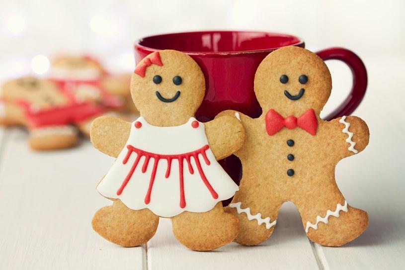 Pierniczki są doskonałe na Święta /123RF/PICSEL