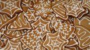 pierniczkowato - lukrowane ciasteczka