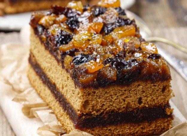 Piernik: ciasto idealne na Boże Narodzenie /materiały prasowe