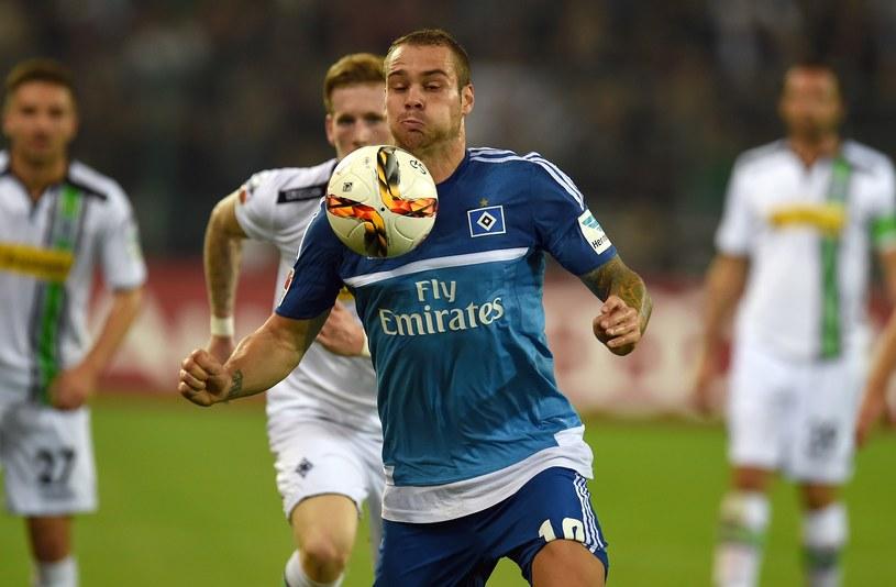 Pierre-Michel Lasogga (Hamburger SV) /AFP