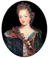 Pierre Mignard, Mademoiselle de Bourbon /Encyklopedia Internautica