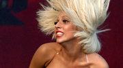 Pierś Lady GaGa wyskoczyła. Film!