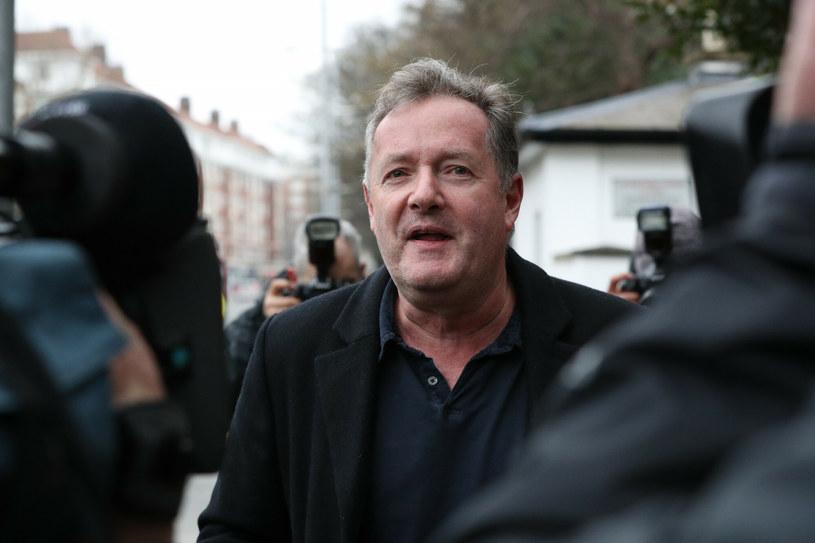 Piers Morgan /Jonathan Brady/Press Association /East News