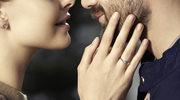Pierścionek zaręczynowy złoty Królewski®