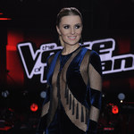 "Piersi Haliny Mlynkovej w ""The Voice of Poland"""