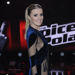 "Piersi Haliny Mlynkovej w ""The Voice of Poland"""