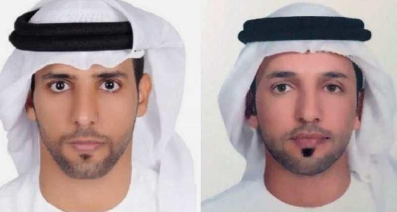 Pierwsi astronauci z Emiratów, Hazza al-Mansuri oraz Sultan an-Najadi / Mohammed Ben Rashid Space Centre /Kosmonauta