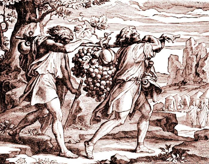 Pierwsi szpiedzy zdobywali informacje dla samego Boga i jego sług... /materiały prasowe