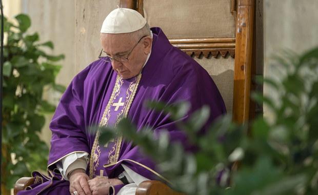 Pierwsza audiencja generalna Franciszka bez udziału wiernych