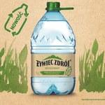 Pierwsza butelka w 100 proc. z plastiku z recyklingu