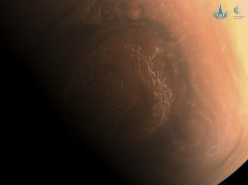 Pierwsza chińska sonda wylądowała na Marsie /Xinhua News /East News