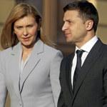 Pierwsza dama Ukrainy trafiła do szpitala. Jest zarażona koronawirusem