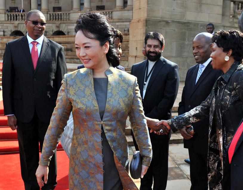 Pierwsza Dama /AFP