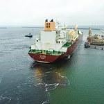 Pierwsza dostawa LNG z Kataru dotarła do Polski