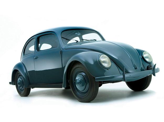 "Pierwsza generacja ""Garbusa"". /Volkswagen"