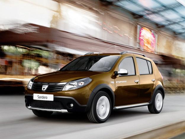 Pierwsza generacja Sandero Stepway była produkowana w latach 2009-2012. /Dacia